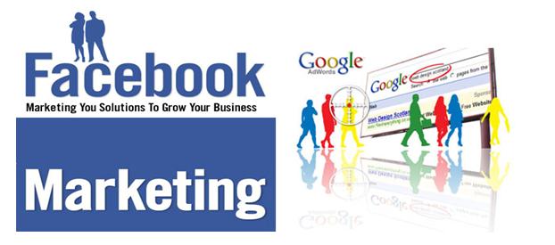 Nên đầu tư quảng cáo Google Adwords hay Facebook Ads